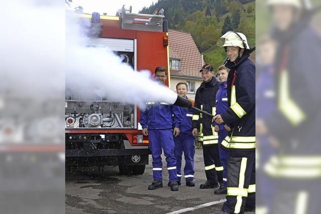 Bei einem Brand zählt jede Minute