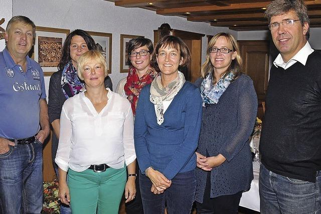 Neue Vorstandsmitglieder für 2015