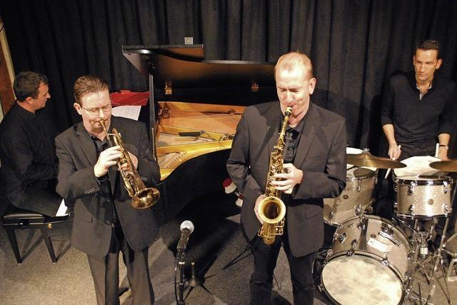 Perlen des Jazz mit einer Politur des 21. Jahrhunderts