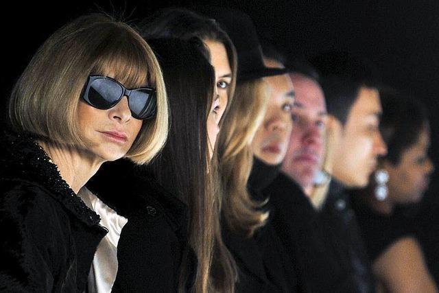 Vogue-Chefin Anna Wintour wird 65 – ein Porträt