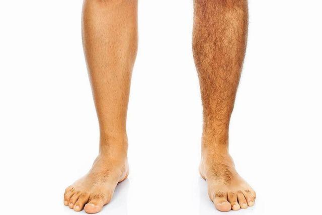 Achsel- und Schambereich: Aalglatt oder lieber gekräuselt?