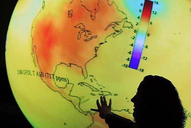 Weltklimarat: Schnelles Handeln gegen Erderwärmung