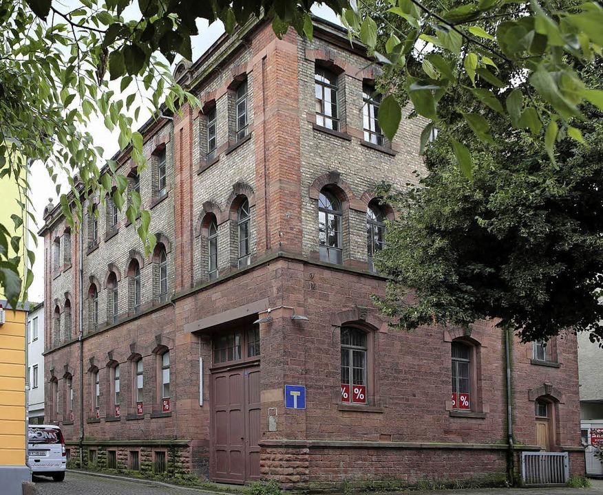 Noch Lagerhaus, in zwei Jahren Museum:...e Tonofenfabrik in der Kreuzstraße 6.   | Foto: archivbild: christoph breithaupt