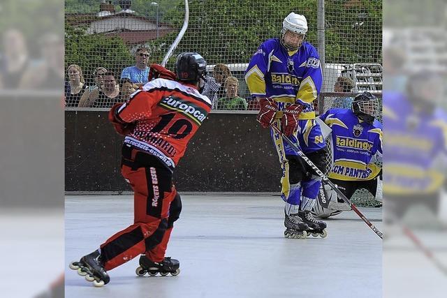 Hockeyclub braucht ein Dach überm Feld