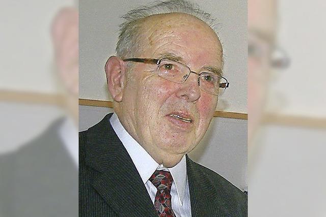 Hermann Rösner ist tot: Die sozialen Themen waren ihm die wichtigsten