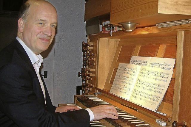 Geballtes Können an der Kubak-Orgel
