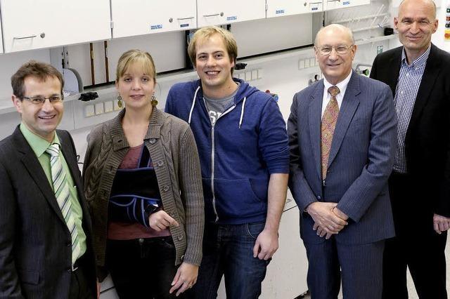 Neues naturwissenschaftliches Graduiertenkolleg an der Uni Freiburg