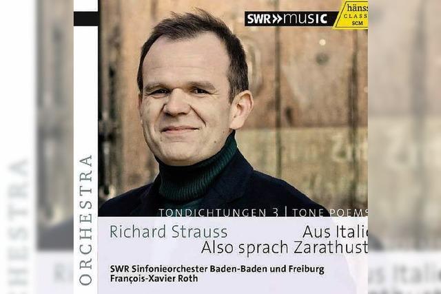 CD: KLASSIK: Der Strauss fürs 21. Jahrhundert