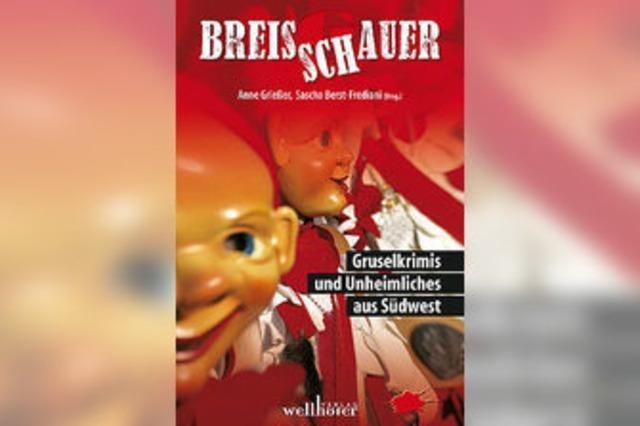 Breisschauer: 24 gruselige Geschichten