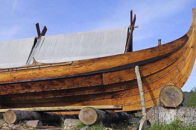 BADISCHE-ZEITUNG.DE: Wikingerboot