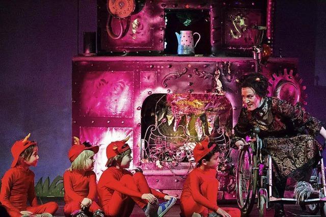 DEMNÄCHST: MUSICAL: Dem Teufel drei Haare klauen