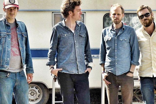 DONNERSTAG: ROCK: Mehr als Begleitmusik