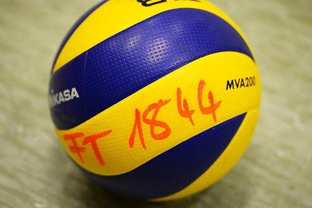 Grünes Band für Volleyballer – online abstimmen!