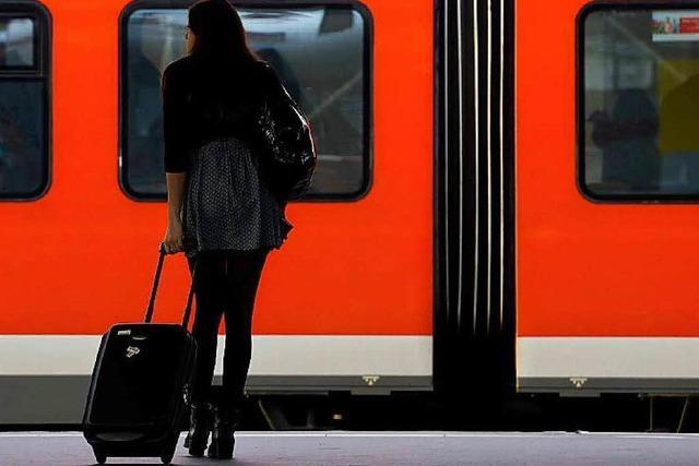 Deutsche Lokführer streiken von Mittwoch bis Montag