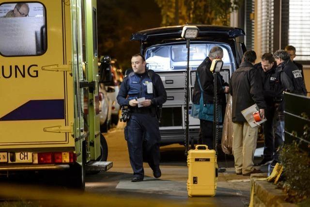 Bluttat in Basel: Verdächtiger kannte seine Opfer wohl nicht