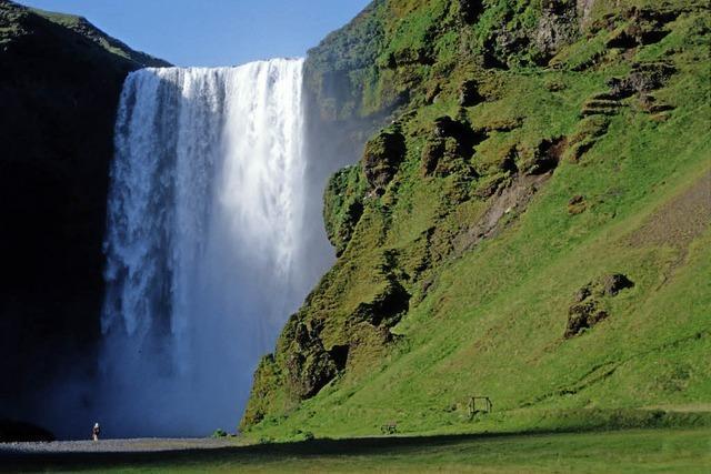 3-D-Diashow über Island in Grenzach-Wyhlen
