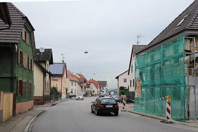 Gemeinderat beschließt Umbau der Bundesstraße