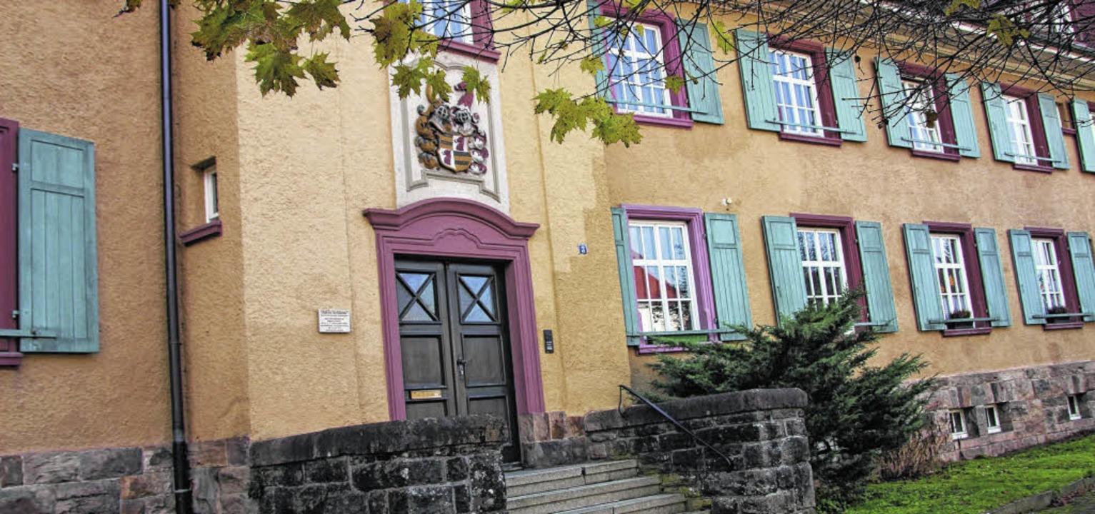 """Im """"Alten Schloss"""" in Bräu...e Vier-Zimmer-Wohnung saniert werden.     Foto: Jakober"""