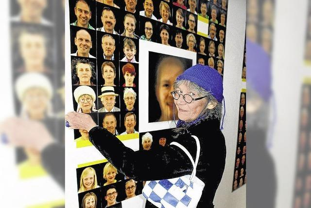 Zum Abschluss sind es 1273 Porträts