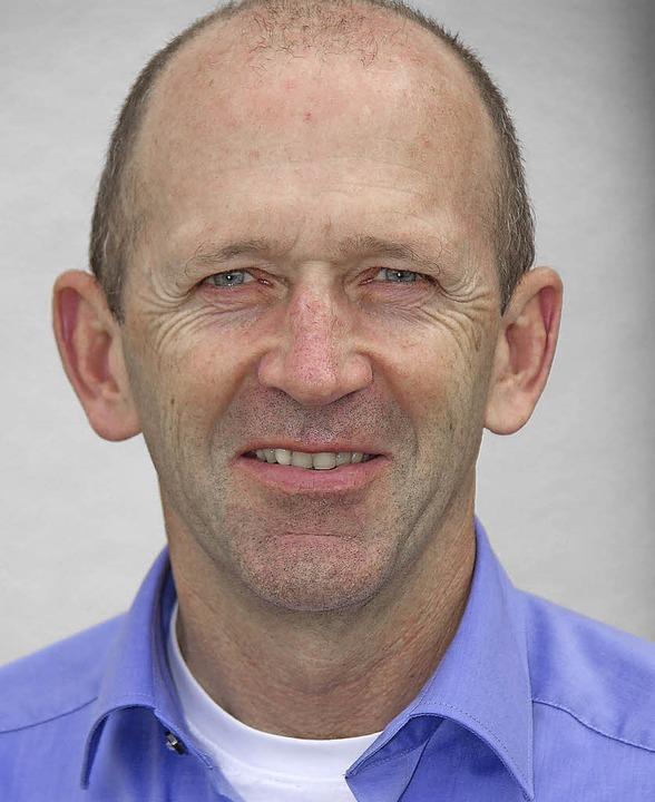 Bürgermeister Christian Behringer   | Foto: Wilfried Dieckmann