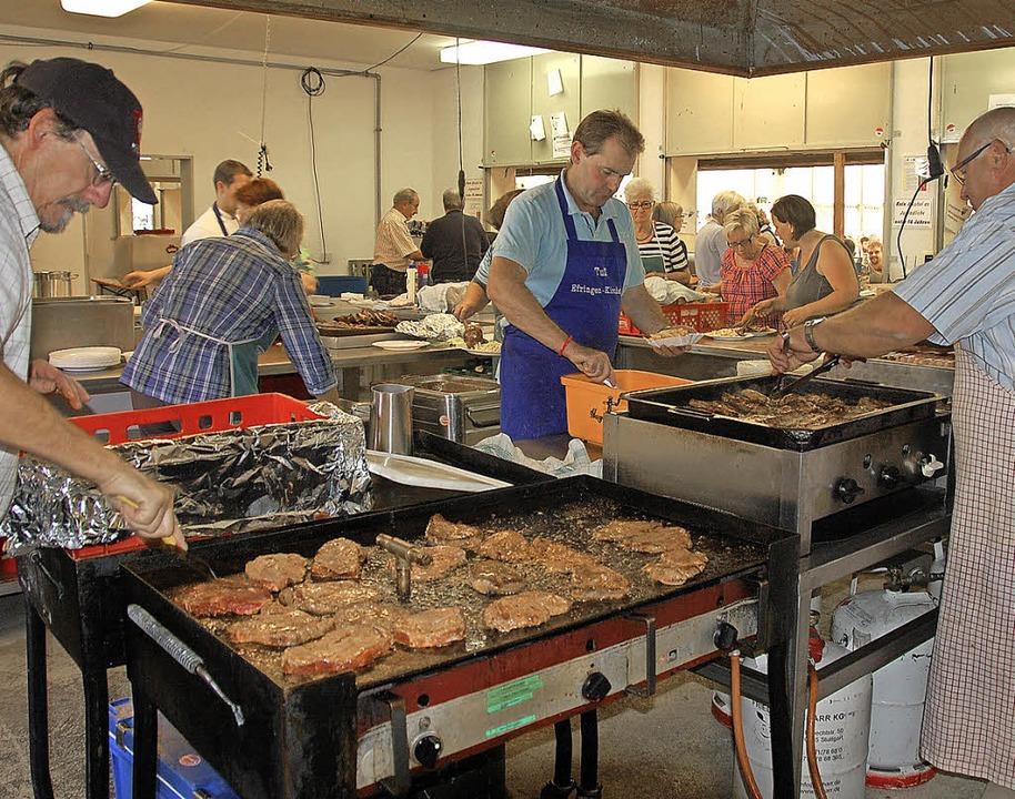 Großanlässe wie das Winzerfest (unser ...kleinere Veranstaltungen der Vereine.   | Foto: Herbert Frey