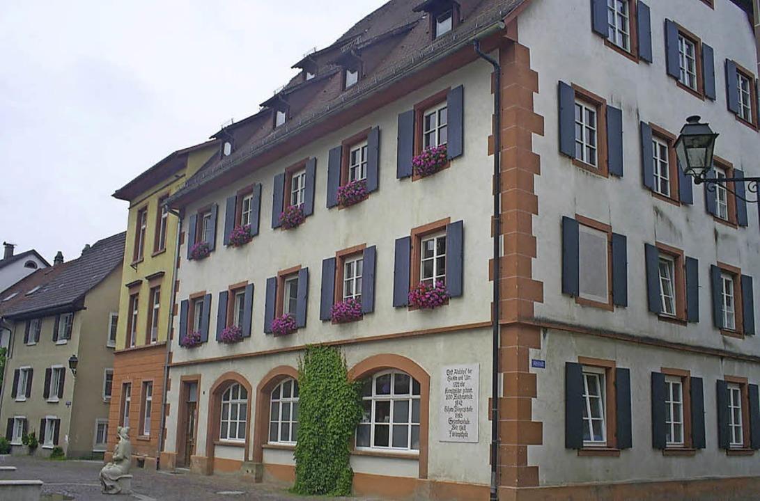 <ppp> </ppp>und in der Hebelschule statt.    Foto: privat