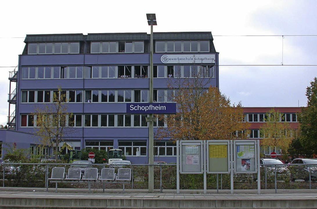 <ppp></ppp> der Gewerbeschulturnhalle<ppp></ppp>    Foto: André Hönig