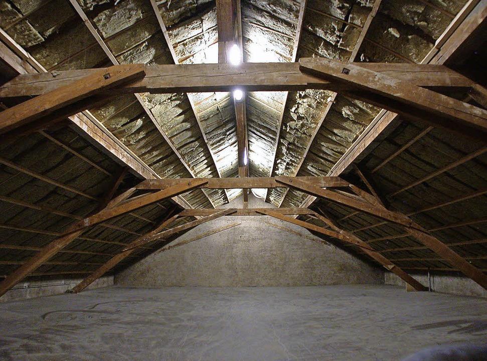 Ganz neue Perspektiven würde der Dacha...S-Gebäude selbst Kurse auch<ppp></ppp>    Foto: Hönig/Jacob/Jung-Knoblich/zvg