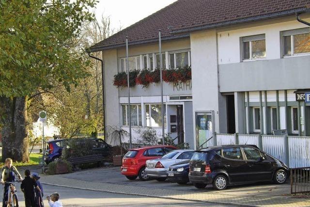 Gemeinderat beschließt Neubau des Rathaus