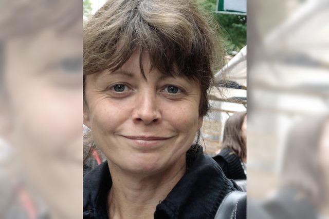 Tina Krone führt das Archiv zum Widerstand