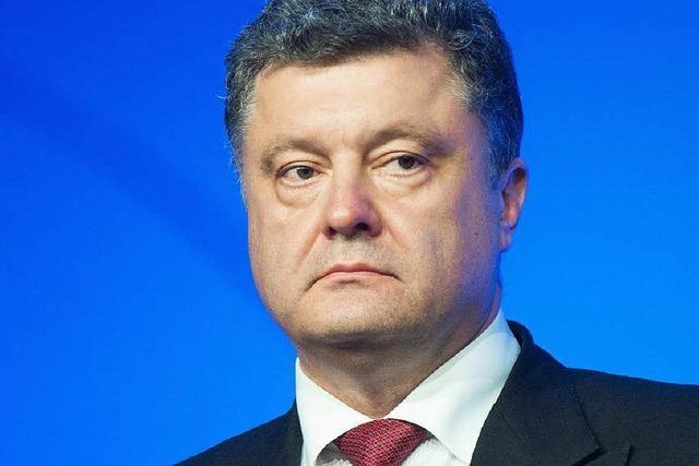 Was passiert mit der Ostukraine? Widersprüchliches aus Kiew