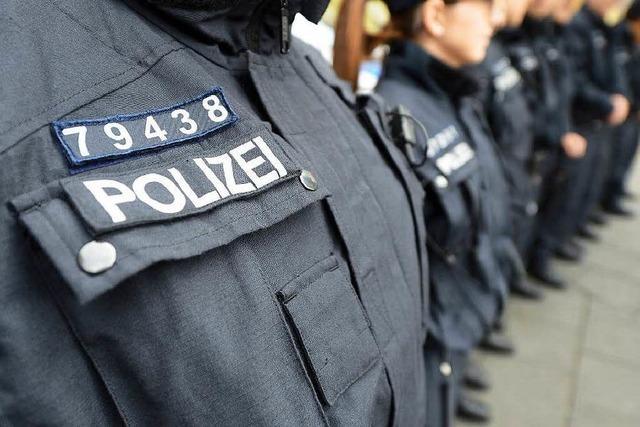 Kennzeichnungspflicht für Polizisten bleibt umstritten