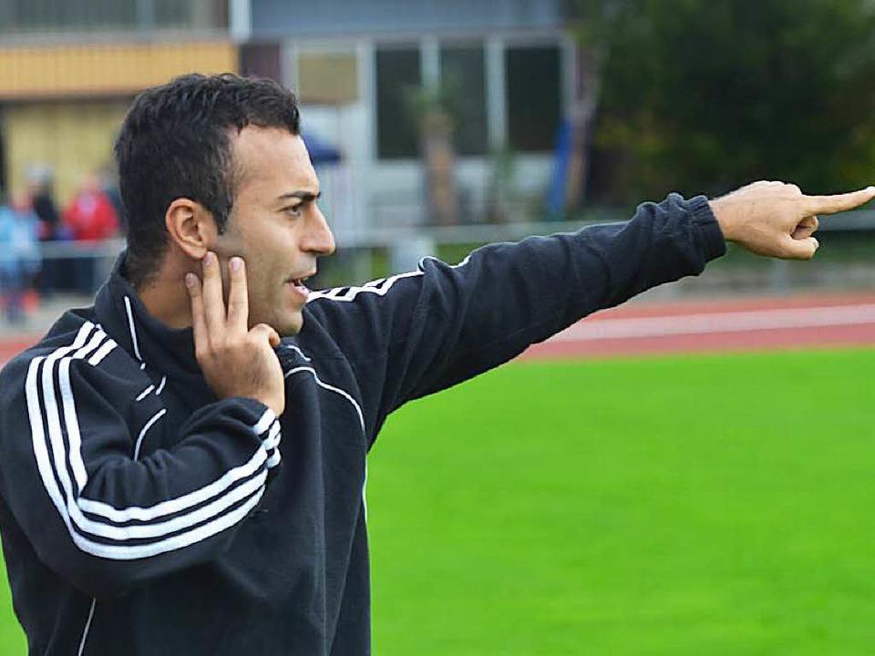 Wo geht's hin für Erkan Aktas? A...er überraschend den SV 08 Laufenburg.   | Foto: Rogowski