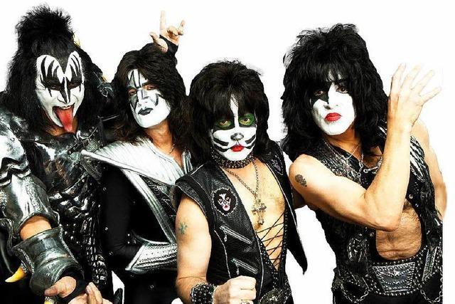 Kiss und Metallica rocken am Nürburgring
