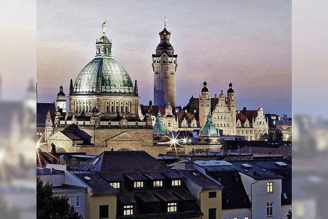 Musikalische Reise nach Leipzig