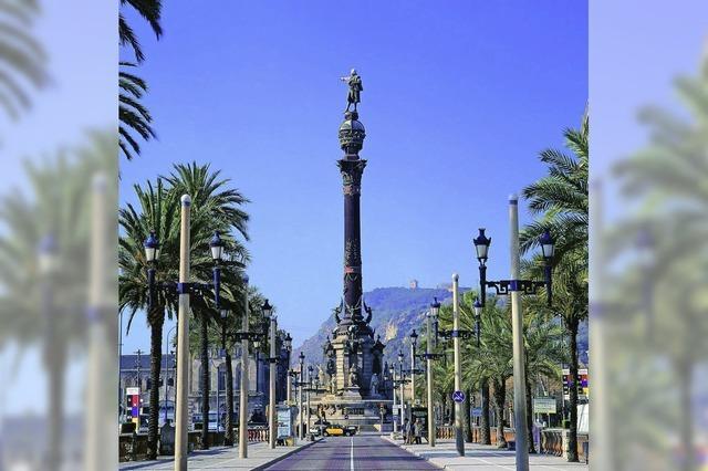 Aufregend verzauberndes Barcelona