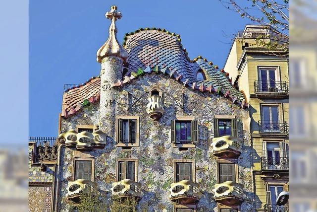 Mailand – Barcelona – Mailand, das Mosaik des Mittelmeers