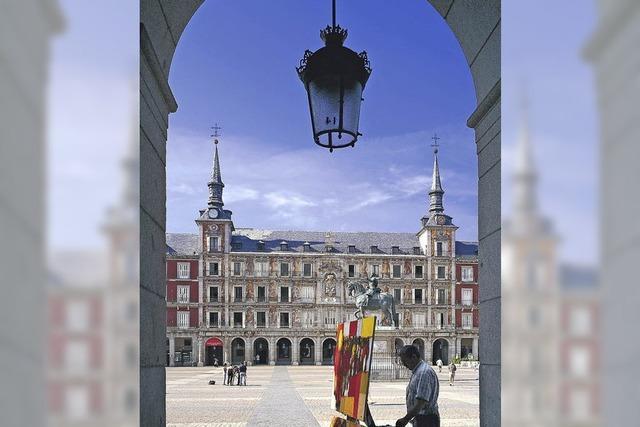 Das Herz Spaniens
