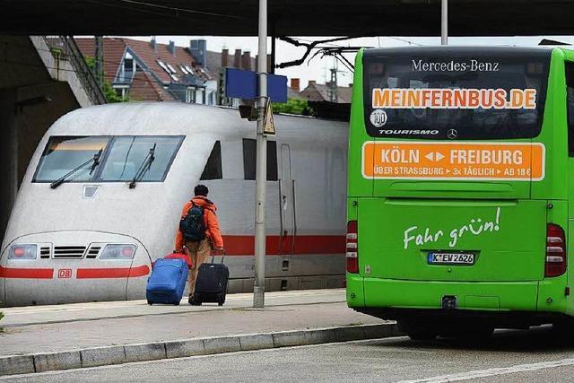 Lokführerstreik sorgt für Run auf Fernbusse – Preise steigen