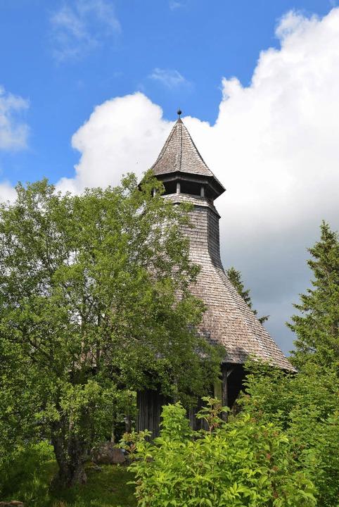 Ein Original: Der Hochkopfturm  | Foto: Anita Fertl