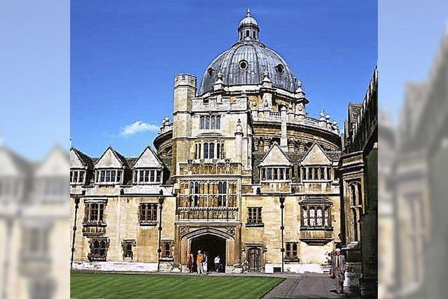 Zauberhaftes Oxford