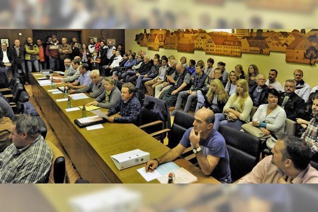 Räte vertagen Abstimmung