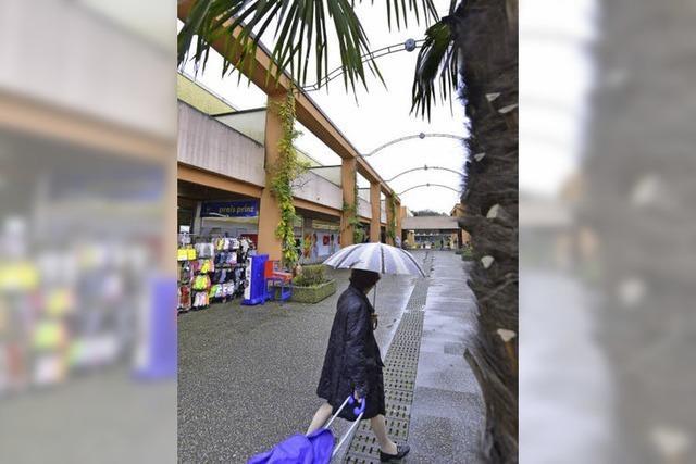 Ein Neubau ist denkbar: Wie geht's weiter mit dem Einkaufszentrum Landwasser?