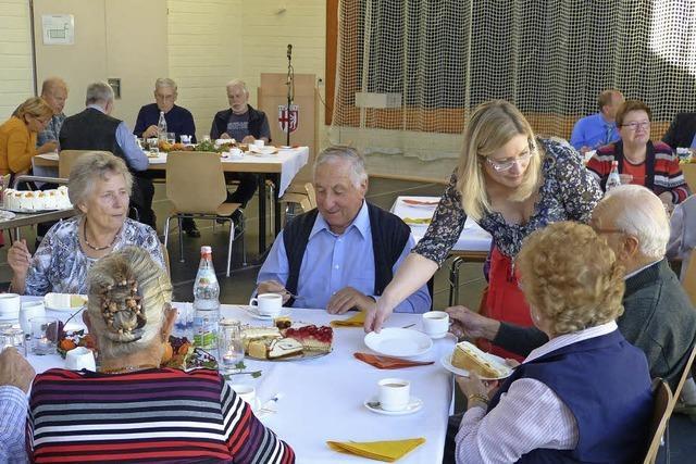 Ein Mittag für Senioren