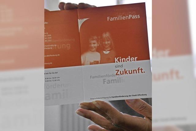 200 Euro Familienpass-Rabatt bei 3300 Euro brutto monatlich