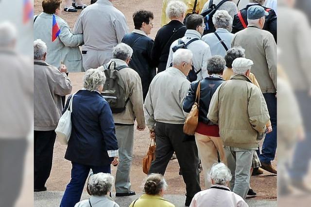 Stadt schnürt ein Paket für Ältere