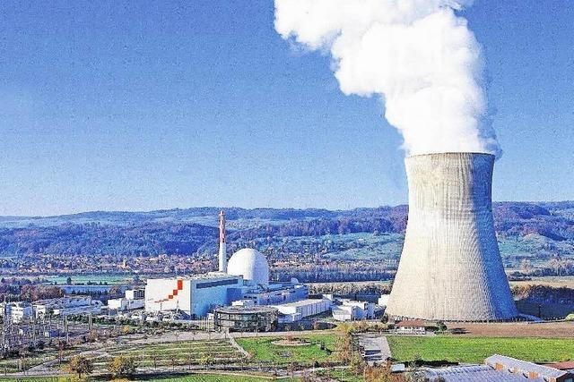 Atomaufsicht rüffelt Akw Leibstadt