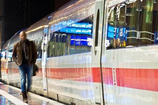 Wie der Bahnstreik Südbaden trifft – Fernbusse sind Gewinner
