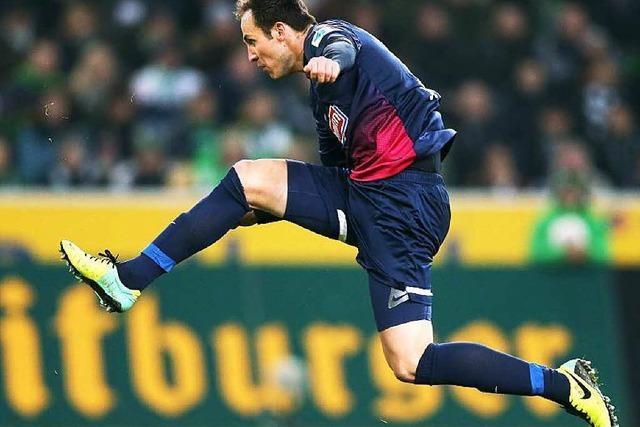 SC Freiburg: Freis hat sich in die Mannschaft zurückgekämpft