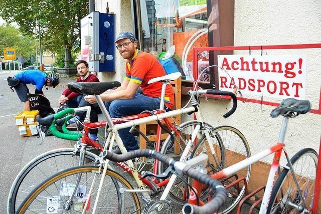 Retro-Fahrräder – Eine Spurensuche in Freiburg